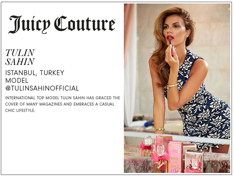Juicy Couture - Tulin Sahin